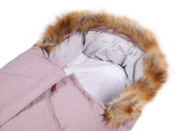 easygrow exclusive voetenzak roze 98 130 cm 6 362312 1581498235
