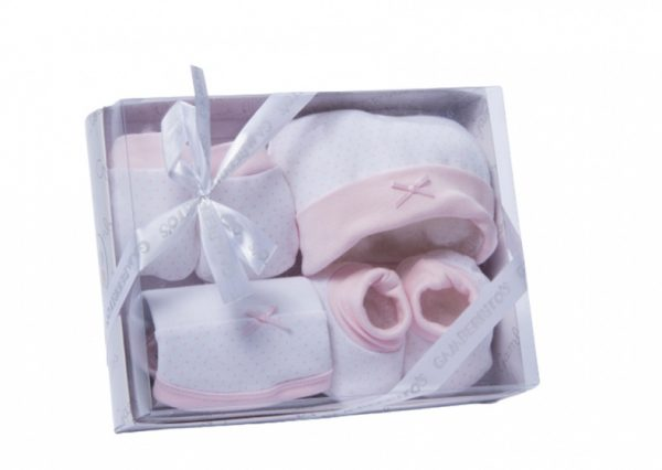 gamberritos babykledingset meisjes roze 2 355021 1579614375