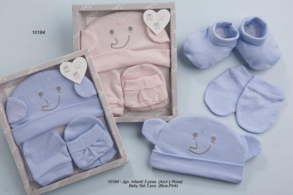 gamberritos babykledingset smile jongens blauw 5 delig one size 2 367445 1583397860