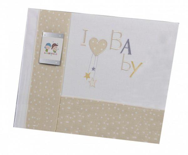 gamberritos laken set beige baby 3 delig klein 384015 1587029523