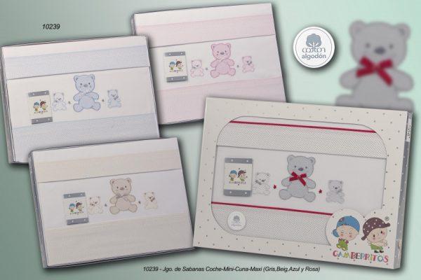 gamberritos laken set roze beren 3 delig groot 2 384119 1587032938