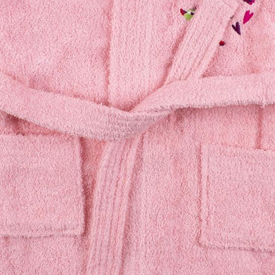 interbaby badjas junior katoen roze 4 821634 20210327134118