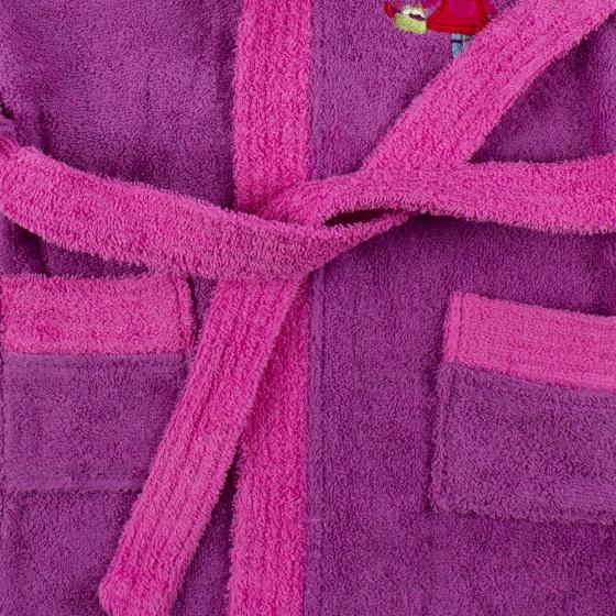 interbaby badjas junior katoen violet rozemaat 116 128 4 821675 1616849403 2