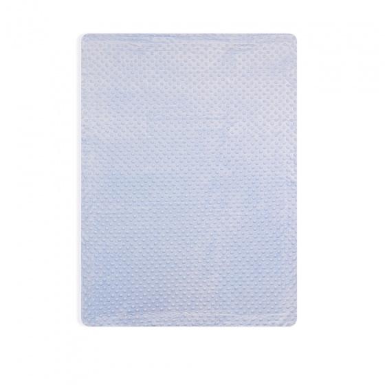 interbaby deken en lampje junior 80 x 110 cm fleece blauw 2 delig 4 821476 1616841987