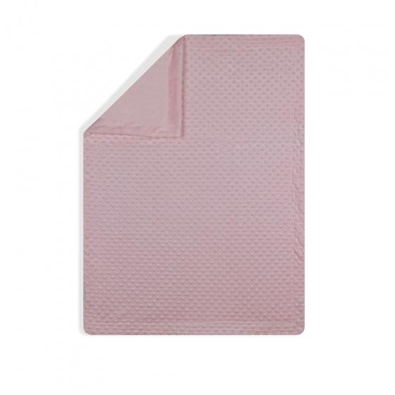 interbaby deken en lampje junior 80 x 110 cm fleece roze 2 delig 3 821499 1616842568
