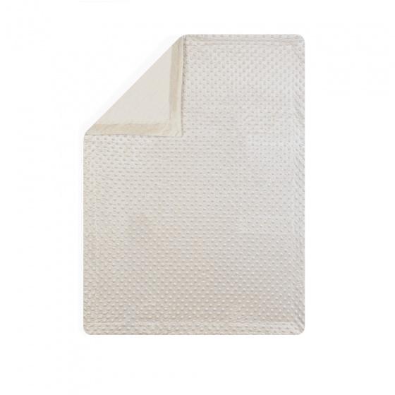 interbaby deken met lamp junior 80 x 110 cm fleece beige 2 delig 3 821409 1616840050