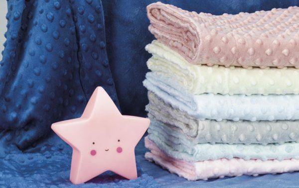 interbaby deken met lamp junior 80 x 110 cm fleece roze 2 delig 6 821378 1616839112