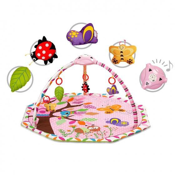 kidwell babygym niba educatief 104 cm roze 3 341263 1575633944