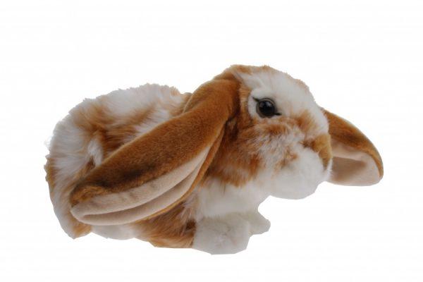 lelly knuffel konijn 30 cm bruin 123568