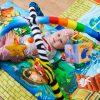 lionelo speelkleed met accessoires 142 x 142 x 45 cm 7 339221 1575024538