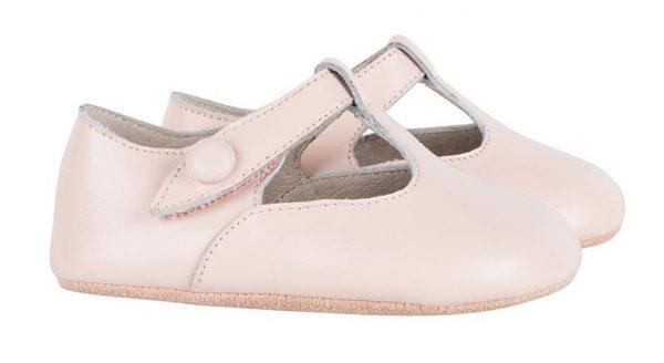 little indians babyschoenen mary jane meisjes roze 2 408300 1591016729