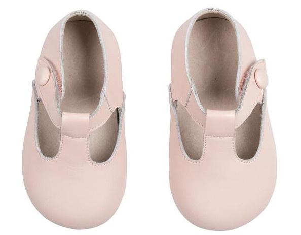 little indians babyschoenen mary jane meisjes roze 408317 1591017583