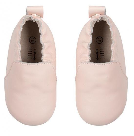 little indians babyschoenen meisjes 125 cm leer roze 2 408496 1591080543