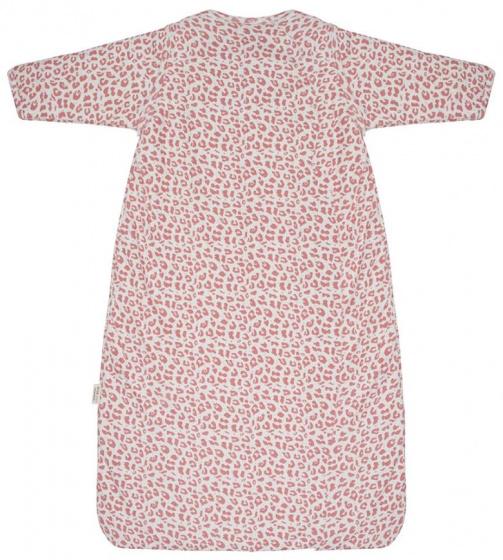 little indians slaapzak leopard 70 cm katoen roze wit 2 470872 1601721866 1
