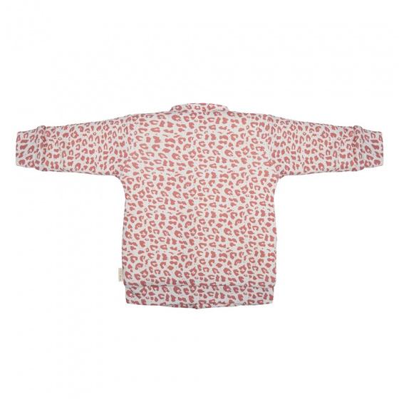little indians vest leopard meisjes katoen roze wit 2 420270 1592479859