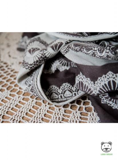 luna dream draagdoek sling diamond lace sensual katoen bruin 5 399539 1589549947