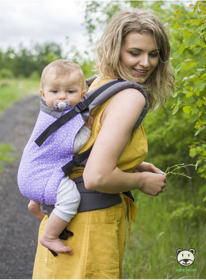 luna dream draagzak grow up meadow fiolet katoen paars 5 399413 1589543389