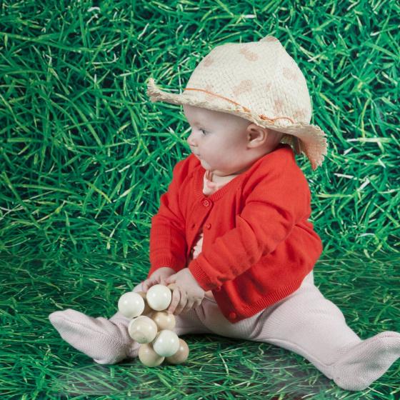 manhattan toy babykralen 14 cm junior hout naturel 2 409983 1591191116