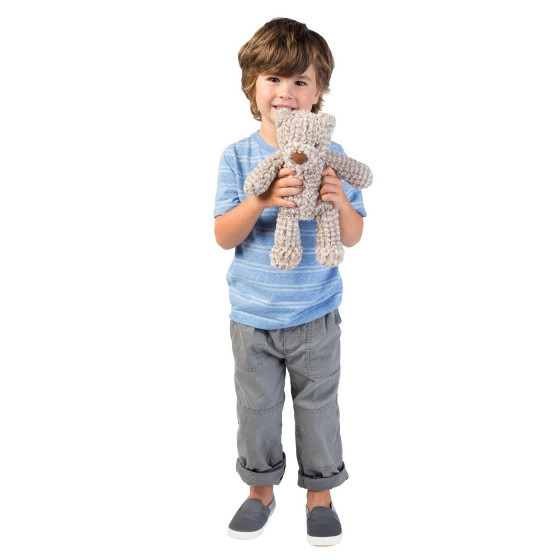 manhattan toy knuffel rowan bear 11.9 cm pluche bruin 3 408953 1591097345