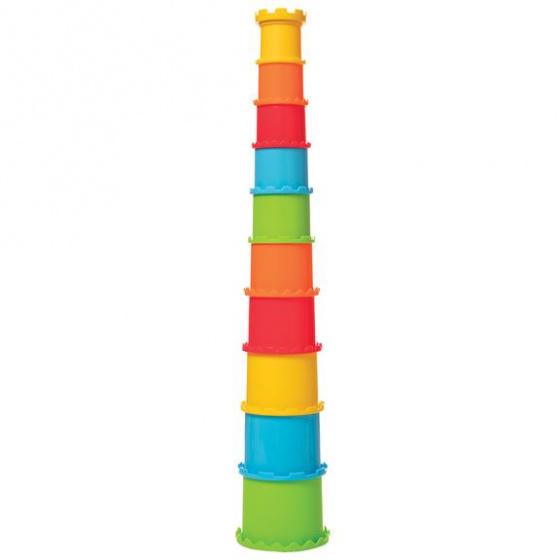 manhattan toy stapeltoren stack and smash junior 5588 cm 10 delig 425443 1593421627