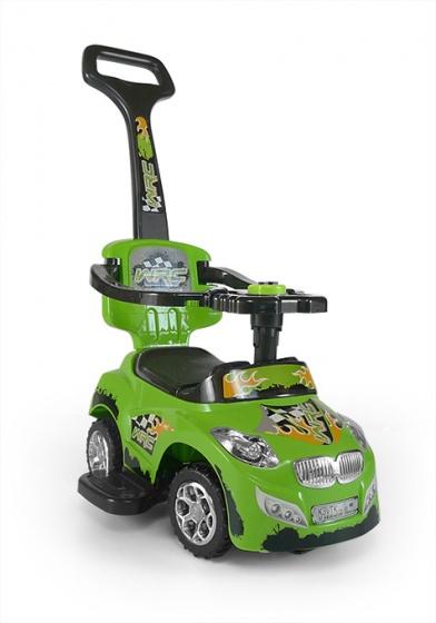 milly mally happy loopwagen raceauto groen 250996