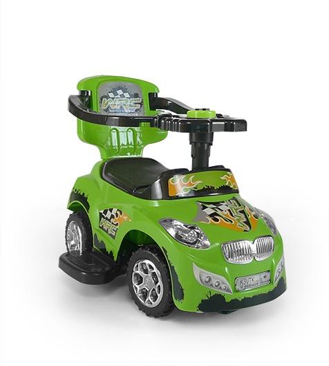 milly mally happy loopwagen raceauto groen 2 250996