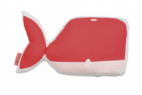 pericles decoratiekussen oceaan walvis 48 cm wit rood 338919 1574850140