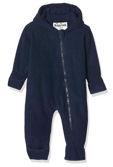 playshoes babypyjama onesie fleece navy 335665 1573984259