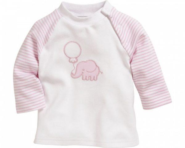 playshoes schnizler trui olifant roze 361310 1581150810