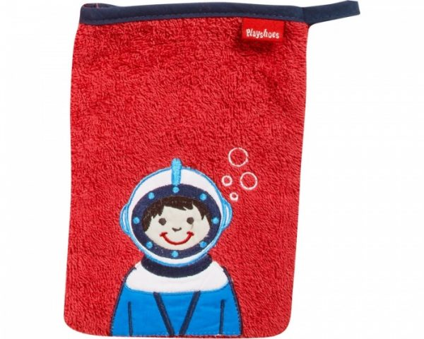 playshoes washand duiker 20 cm rood 329132 1572345069