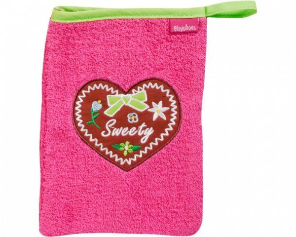 playshoes washand sweety 20 cm roze 328992 1572339624