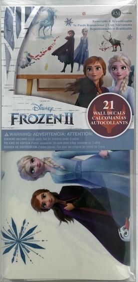 roommates muurstickers disney frozen 2 vinyl 21 stuks 4 342789 1576066093