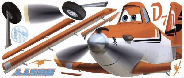 roommates muurstickers dusty vinyl 13 stuks 340571 1575474541