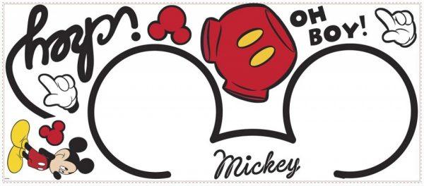 roommates muurstickers mickey mouse vinyl 10 stuks 340663 1575536019