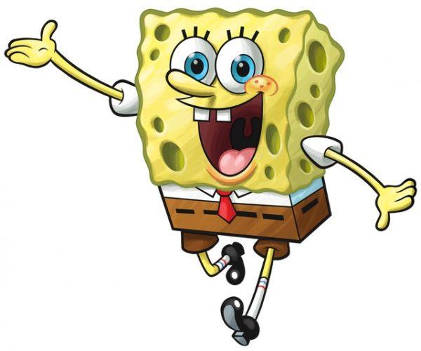 roommates muurstickers spongebob squarepants vinyl 23 stuks 369101 1583849554
