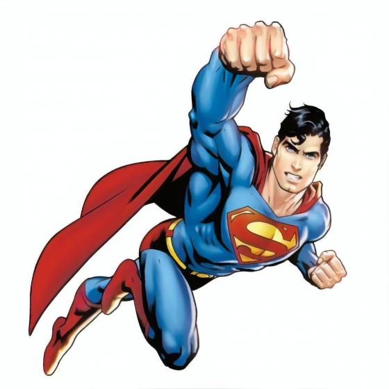 roommates muurstickers superman day of doom vinyl 369042 1583843806