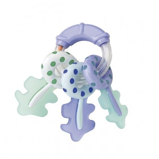 saro rammelaarsleutels met bijtring junior blauw 346528 1577178388