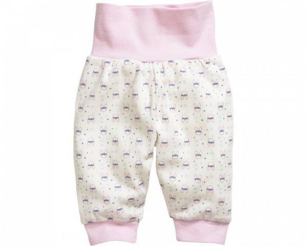 schnizler babybroek interlock roze konijn 2 355159 1579677645 1