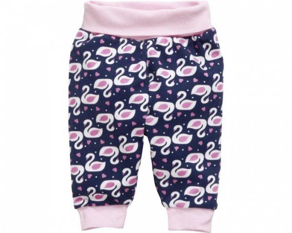 schnizler babybroek interlock roze paars 354541 1579535260