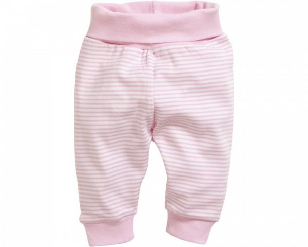 schnizler babybroek interlock wit roze 354483 1579531800 5