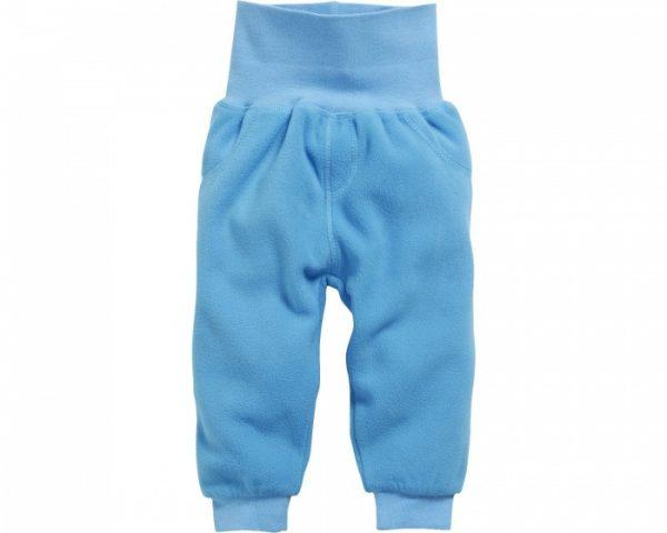 schnizler broek fleece jongens aqua blauw 2 355417 1579696326