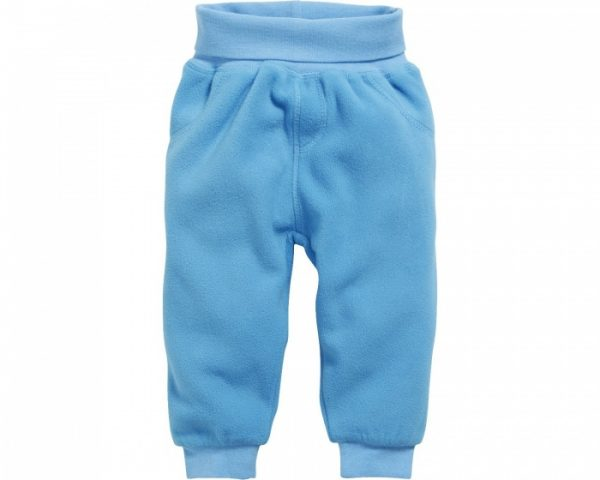 schnizler broek fleece jongens aqua blauw 355417 1579696326 3