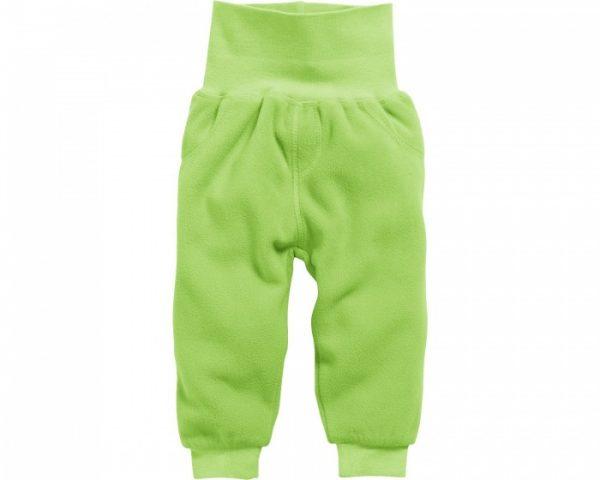 schnizler broek fleece junior groen 2 355450 1579698357 5