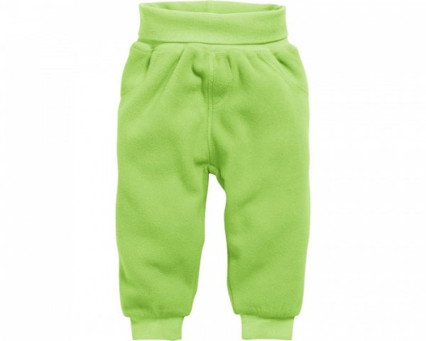 schnizler broek fleece junior groen 355450 1579698357 3