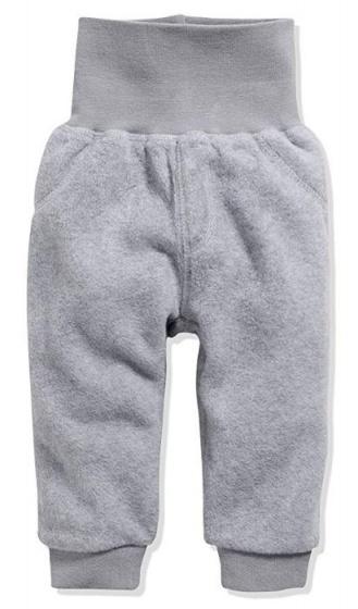 schnizler broek fleece junior polyester grijs 2 355483 1579700303