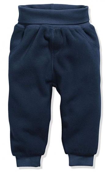 schnizler broek fleece junior polyester navy 355502 1579701971 1