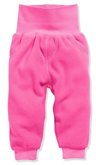 schnizler broek fleece junior polyester roze 2 355520 1579702848 4
