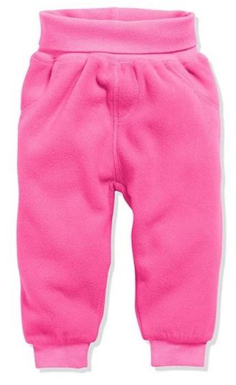 schnizler broek fleece junior polyester roze 355520 1579702847