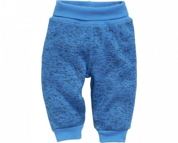 schnizler broek gebreid junior blauw 354981 20200121143107