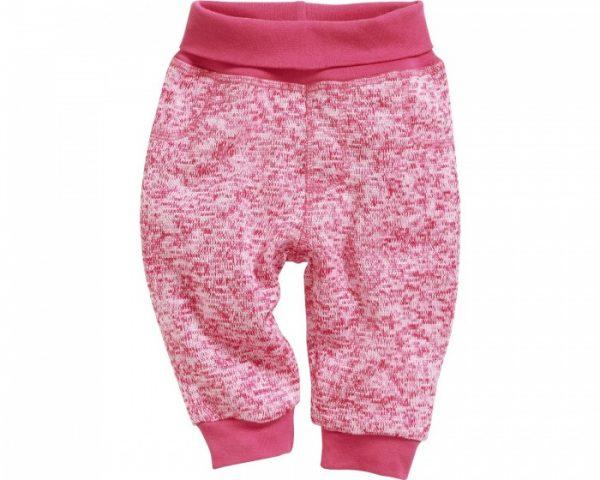 schnizler broek gebreid meisjes roze 355052 1579616817